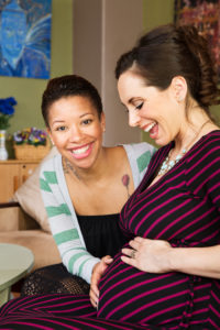 Having a Positive Surrogate Birth Experience